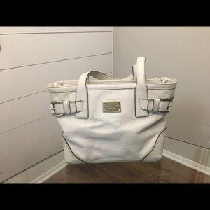 Michael Kors Handbag, Winter White